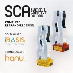 26FIVE Global Lab 2019 Summit Creative Award wins for iBASIS and Hanu