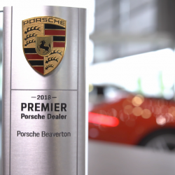 Welcome to Porsche Beaverton, a 2018 Porsche Premier Dealer